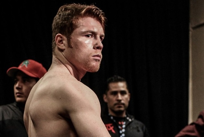 "Watch out, Canelo. That dreaded ""cherry picker"" label is gaining on you."