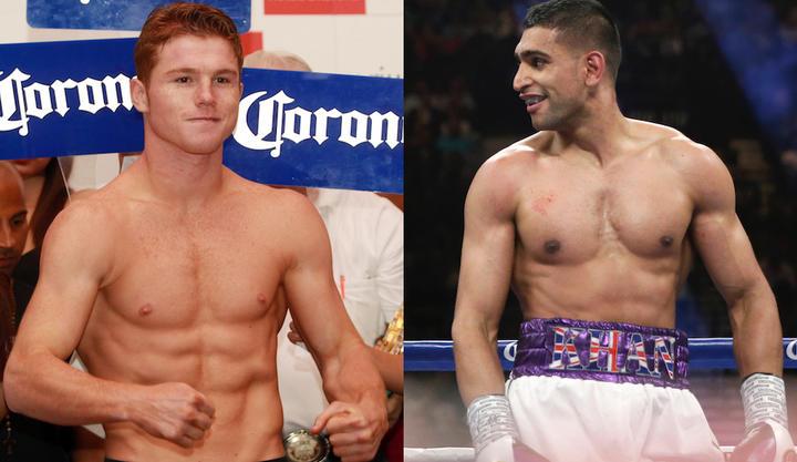 Canelo vs Khan: a light heavyweight vs a welterweight?