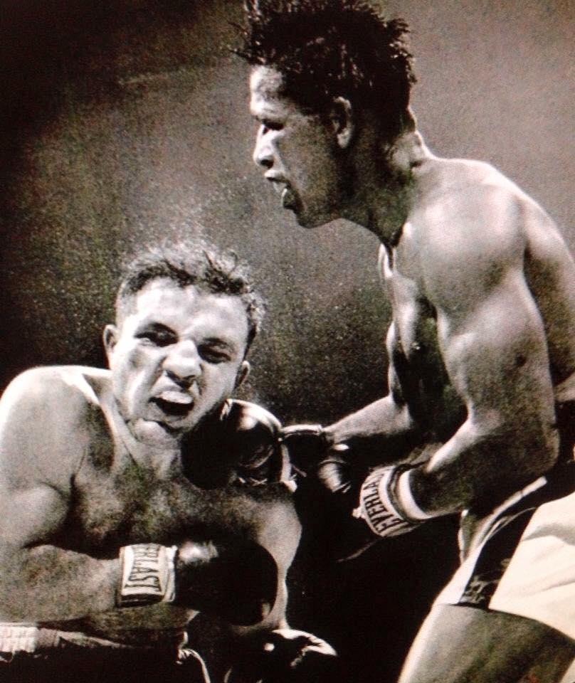 Robinson vs LaMotta