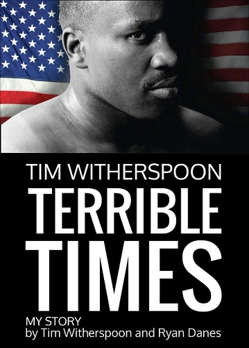 """Terrible"" Tim's autobiography."