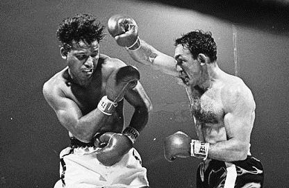 Ray Robinson vs Basilio rematch 777