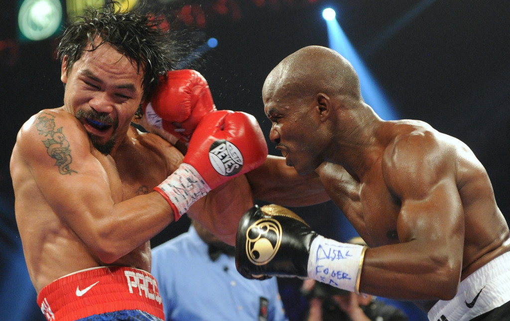 Bradley gave Pacquiao more trouble than most realize.