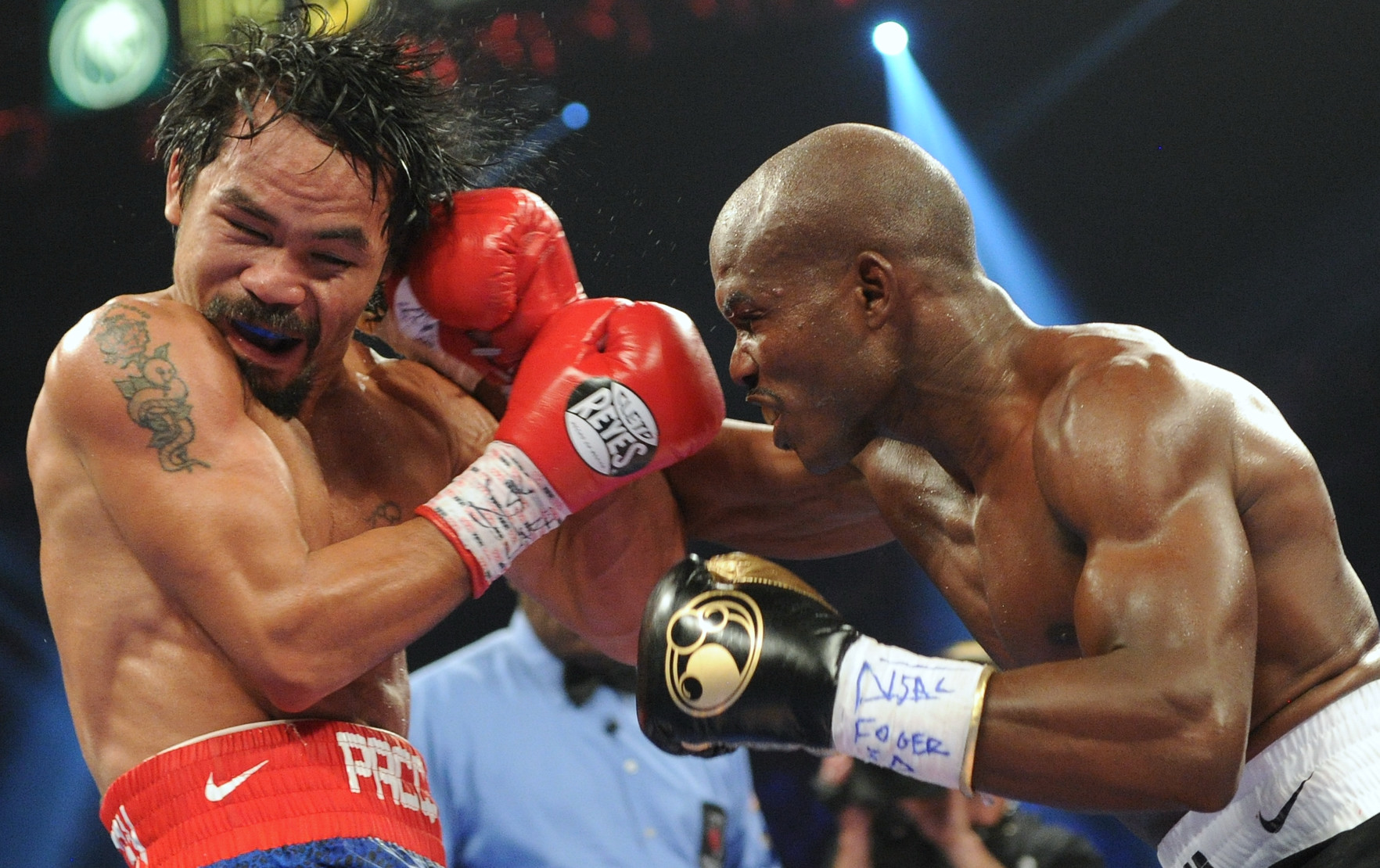 Pacquiao vs Bradley I was closer than generally acknowledged