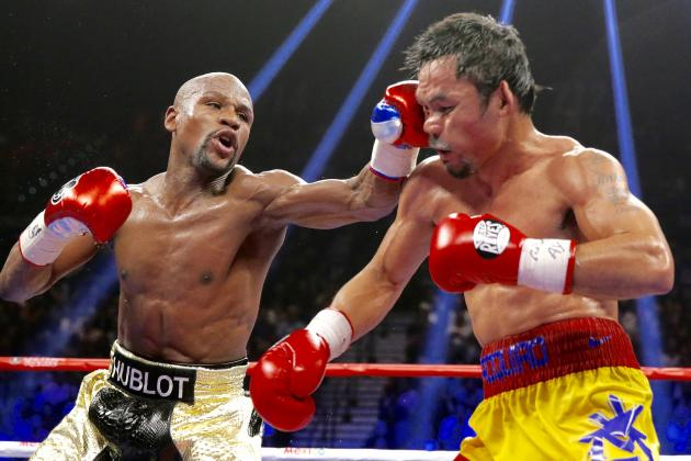 Did the Mayweather loss take all the steam out of the Pacman?