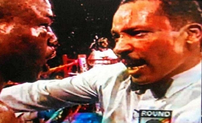 March 17, 1990: Chavez vs Taylor I