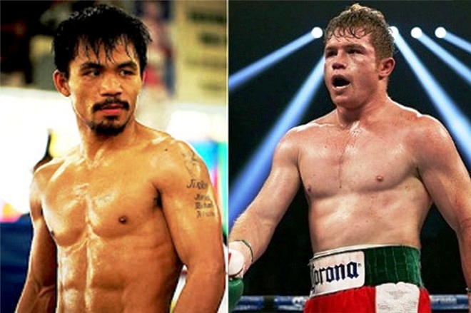 Canelo vs Pacquiao