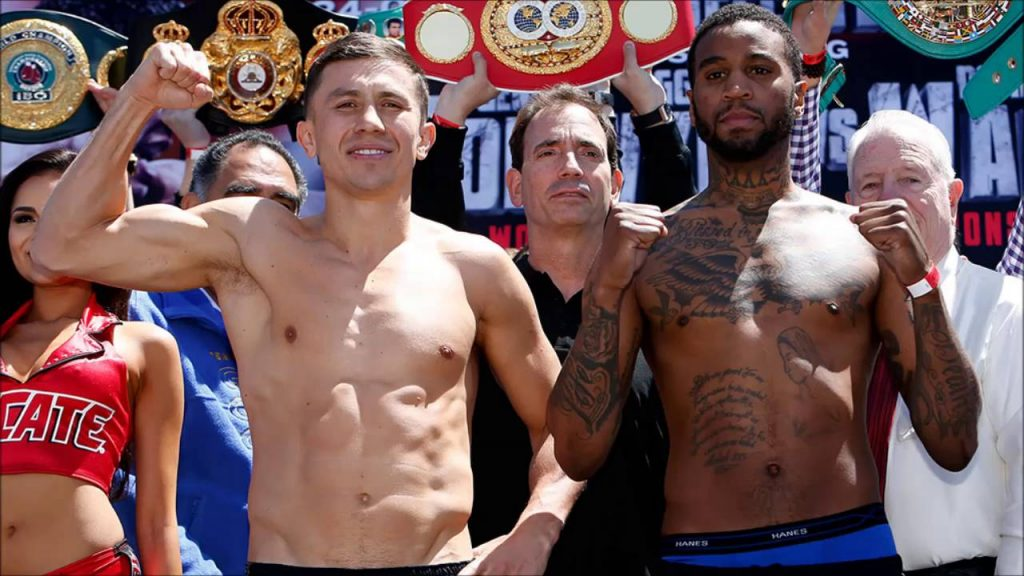 Golovkin and Wade weigh in.