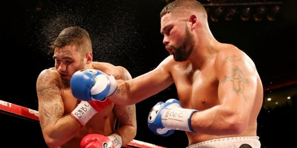 Bellew's biggest win: getting revenge on Cleverly.