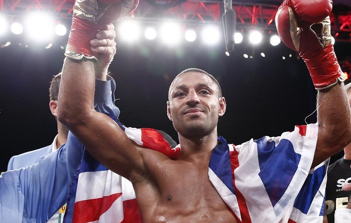 The only man to beat Porter was Brook...and it wasn't easy
