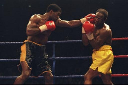 Thompson vs Eubank 222