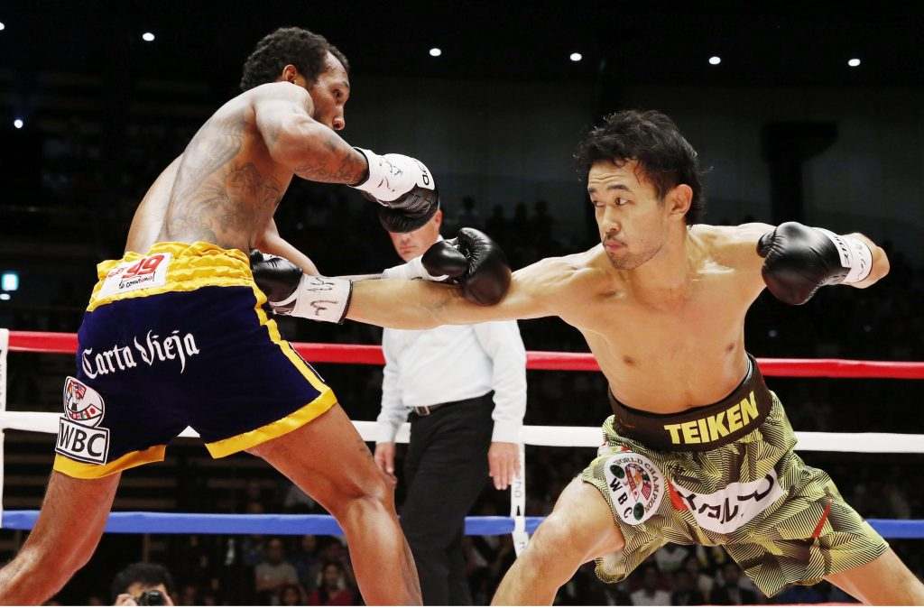 Moreno has earned the right to a rematch with Yamanaka after his victory over Sor Rungvisai.