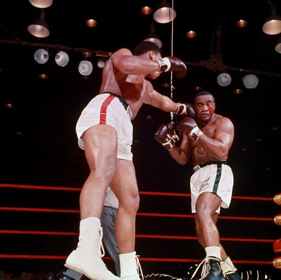 LISTON/CLAY FIGHT