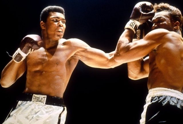 Boxing mourns the passing of The Greatest in more ways than one.