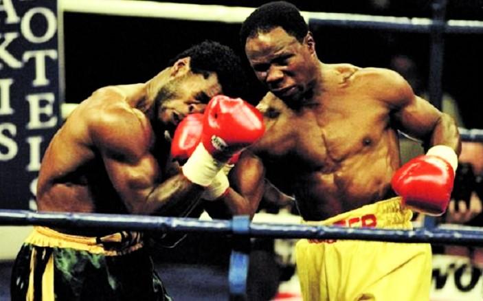 April 18, 1998: Eubank vs Thompson