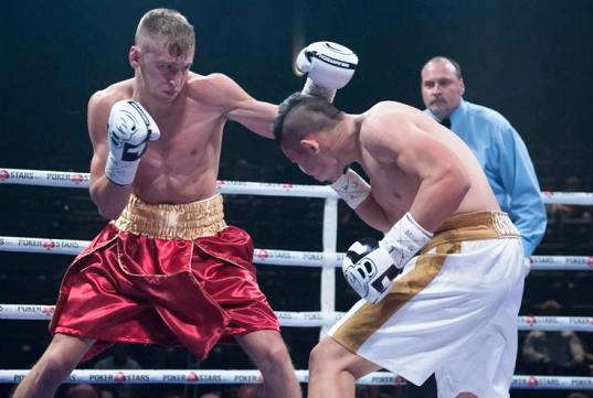 Bruno Bredicean boxed beautifully.