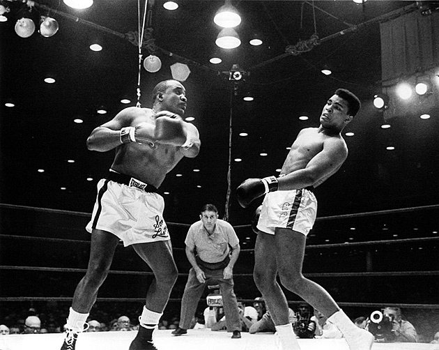Clay Vs Liston I What The Hell Is Going On The Fight City