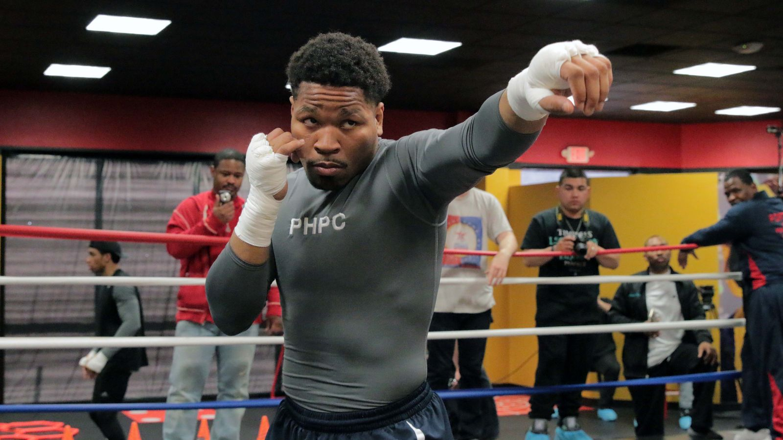 Brains Over Brawn Quotes: Thurman Vs Porter: Preview And PicksThe Fight City