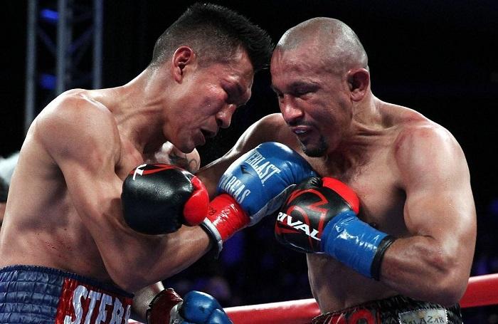 Vargas vs Salido war 333