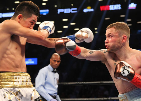 Can Frampton turn the trick a second time?