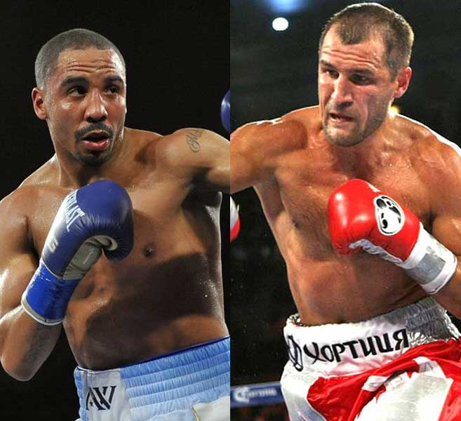 The Brand tune-up will hopefully lead Ward to Kovalev