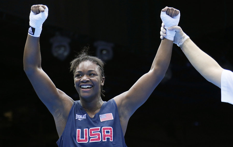 Claressa Shields: women's boxing takes its rightful place.