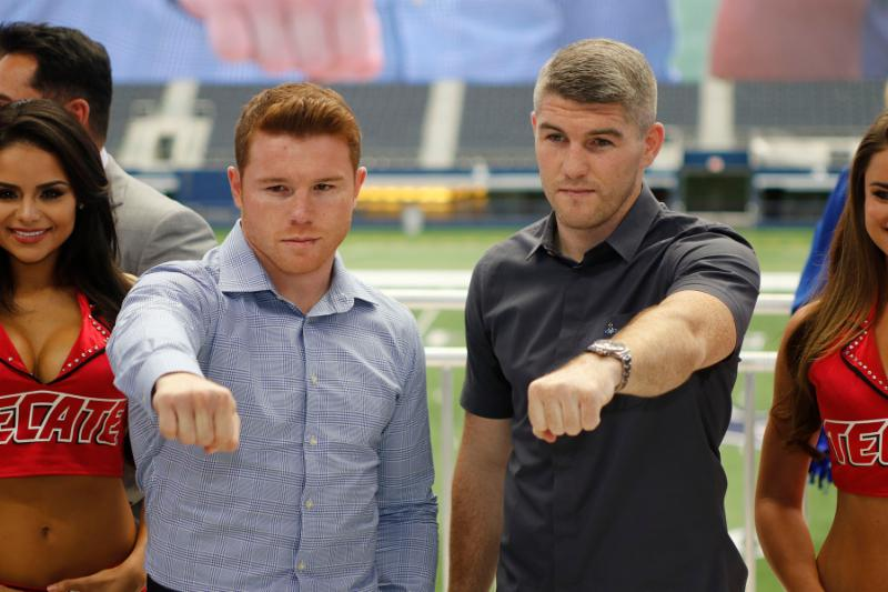 Canelo and Smith: a fight no one was asking for.