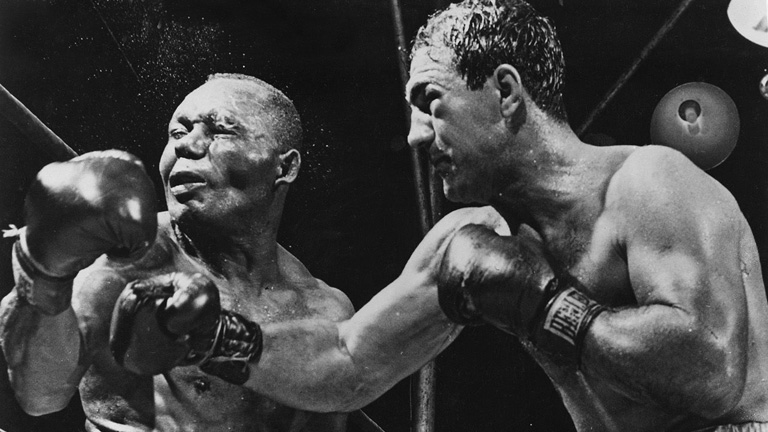 One of the most consequential blows in boxing history.