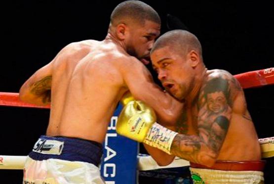 Lopez and Vazquez go to war.