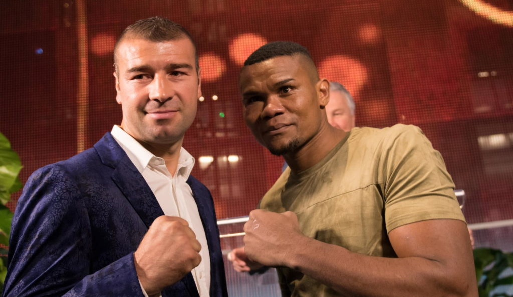 Bute and Alvarez will fight on February 24.
