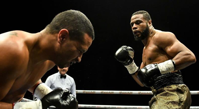 Jean Pascal scored a much needed stoppage on December 16.