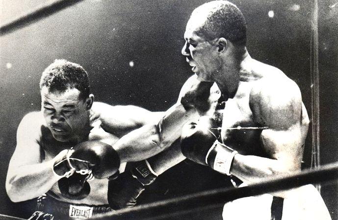 Dec. 5, 1947: Louis vs Walcott I