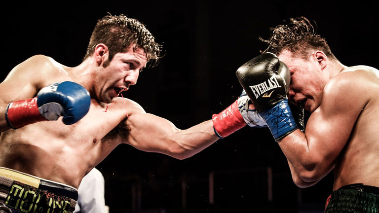 Molina surprised many with his performance against Provodnikov.