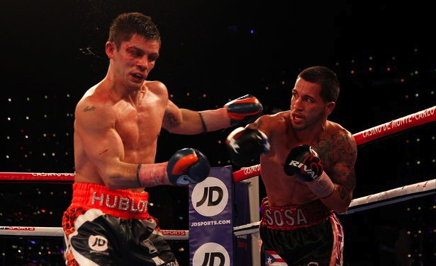 Jason Sosa defeated Stephen Smith in a slugfest.