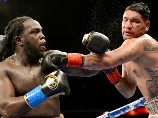 Stiverne's best wins have come against Chris Arreola.
