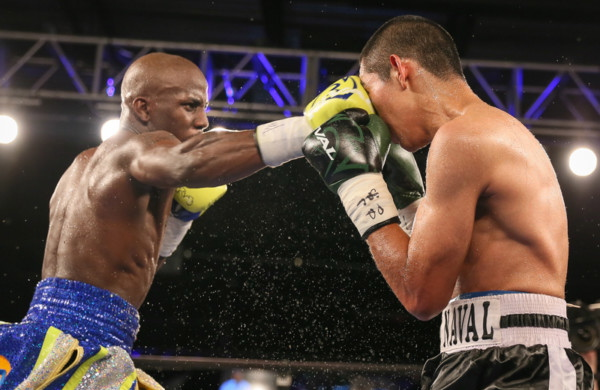 Tevin Farmer is a rising contender.