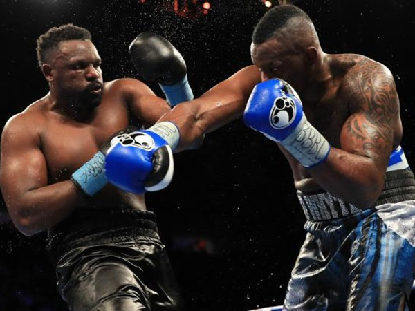 Chisora and Whyte rumble.