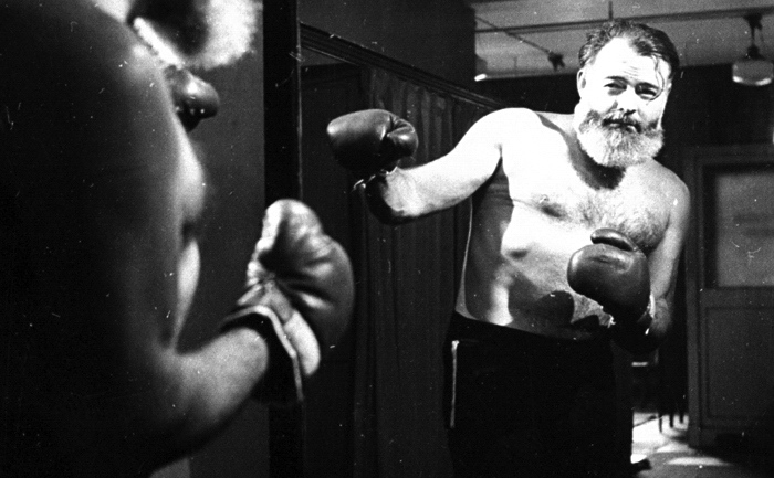 Hemingway, Fitzgerald, And The Round That Went On Too LongThe Fight City