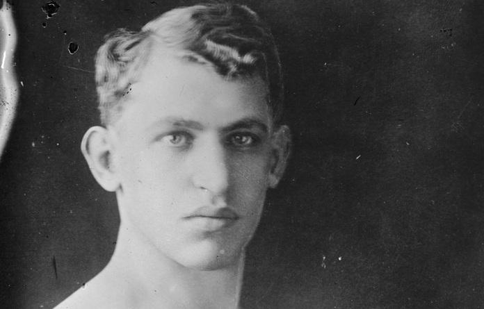 Jan. 1, 1915: The Legend Of Levinsky