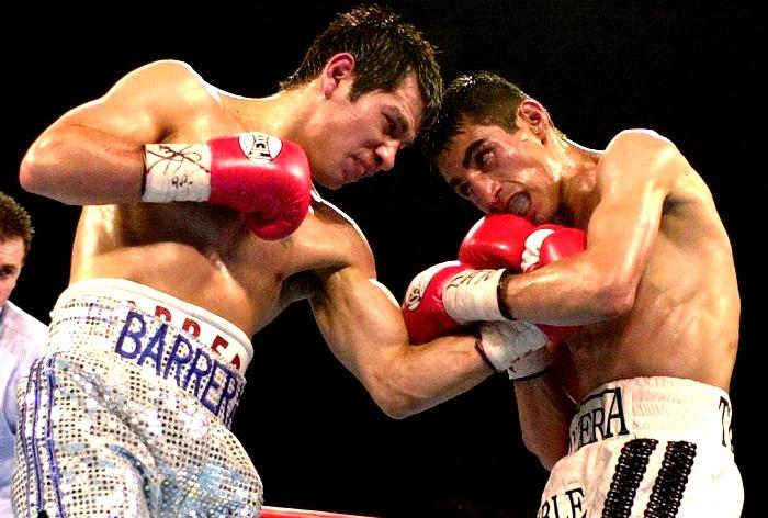 Feb. 19, 2000: Morales vs Barrera I