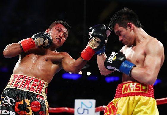 Gonzalez vs Rungvisai