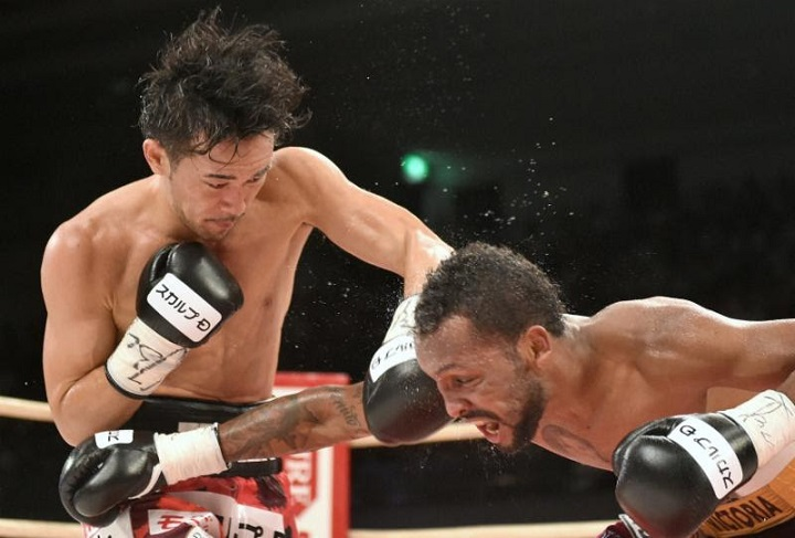 Yamanaka's wins over Anselmo Moreno were huge.