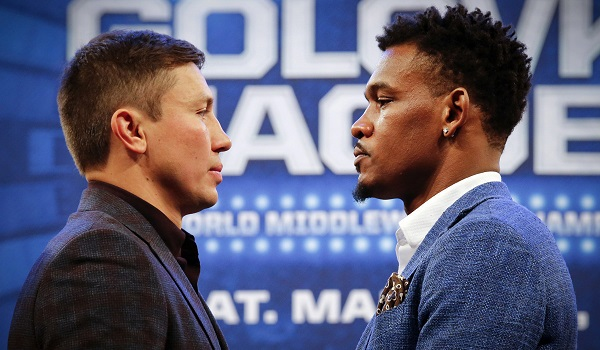 Golovkin vs Jacobs: as good as it gets right now at 160.