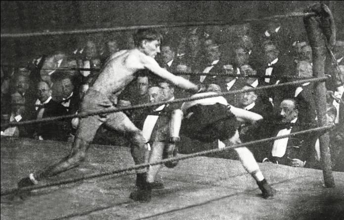 Fight City Legends: The Mighty Atom