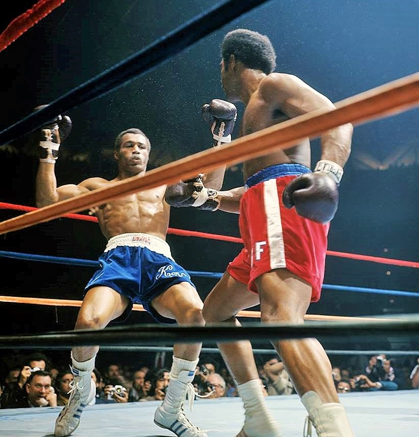 Foreman vs Norton