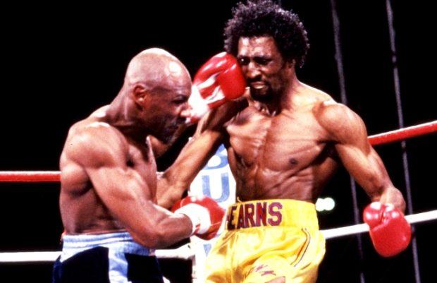 boxing hagler hearns