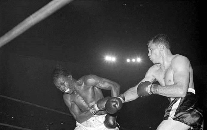 April 21, 1962: Brown vs Ortiz