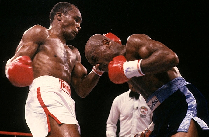 April 6, 1987: Leonard vs Hagler