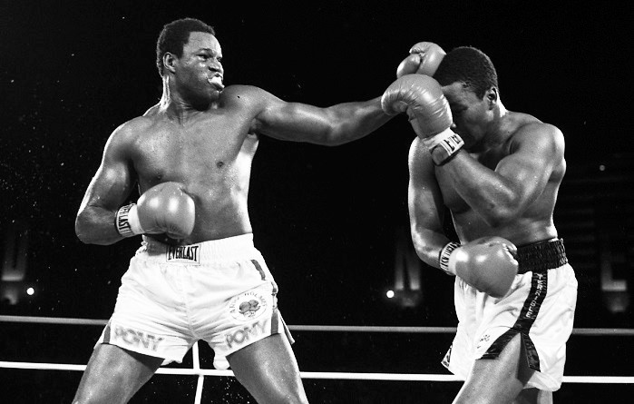 May 20, 1983: Holmes vs Witherspoon