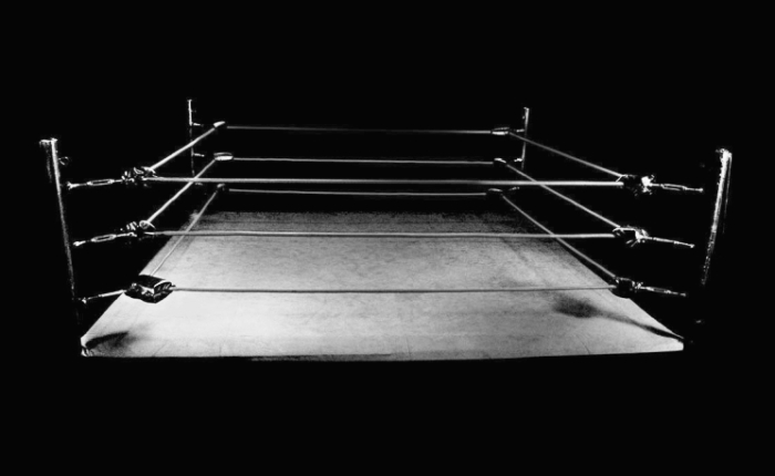 Image result for empty boxing ring
