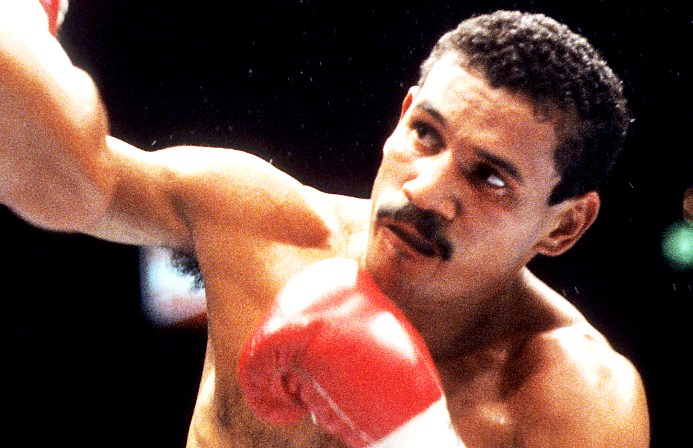 July 9, 1989: Rosario vs Jones